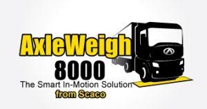 AxleWeigh8000 Image logo