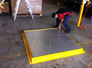 Pallet Platform scale picture image