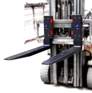 iForks on ForkLift Truck