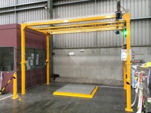 Cubiscan AKL1200 Machine Solution