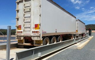 Landfill Weighbridge System