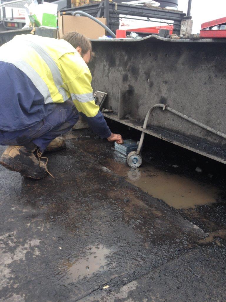 New Acland Coal Weighbridge Repairs