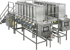 Batching Ingredient Systems
