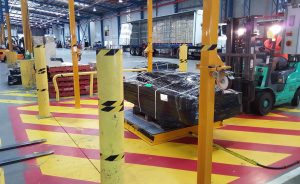 cubiscan-1200-akl- pallet freight dimensioning system