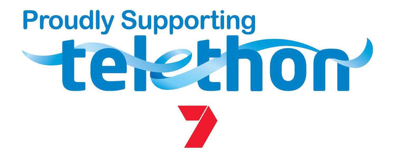 Proudly Supporting Telethon