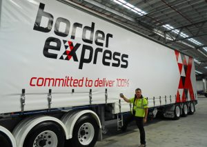 Border Express Image SCACO CubiScan Pallet Freight Dimensioner