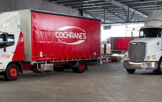 Cochrane's Trucks