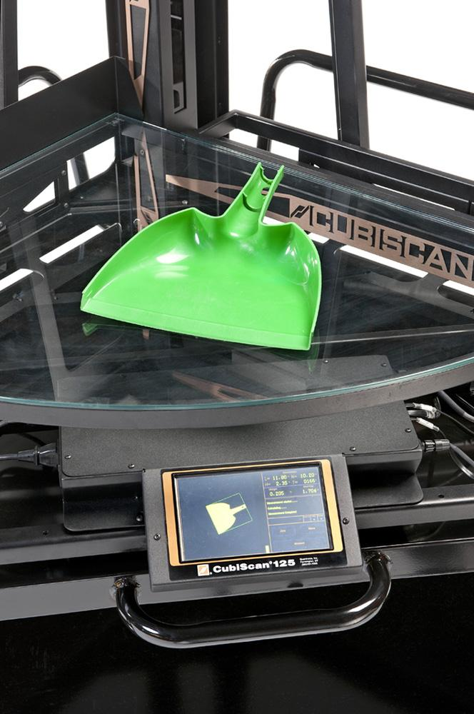 Can you cube a dustpan? Yes you can!