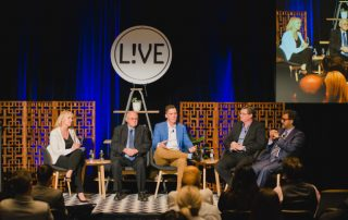 RTA founder, Doug Smith was a speaker on a panel at Future Unpacked