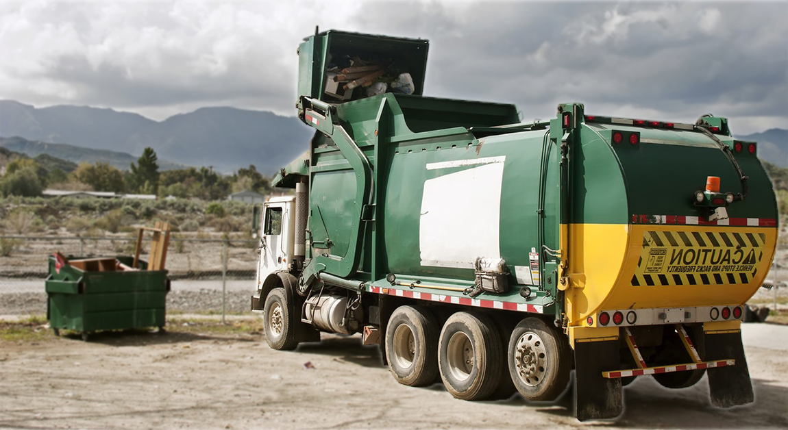 Garbage Truck Diverseco