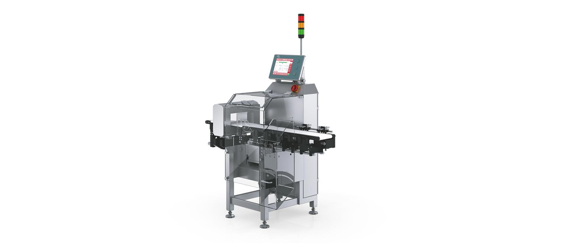 Combination Metal Detector and Checkweigher AccuPak