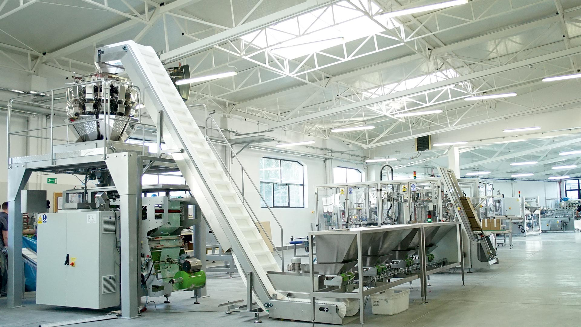 Complete Turn-Key Retail Packaging Line