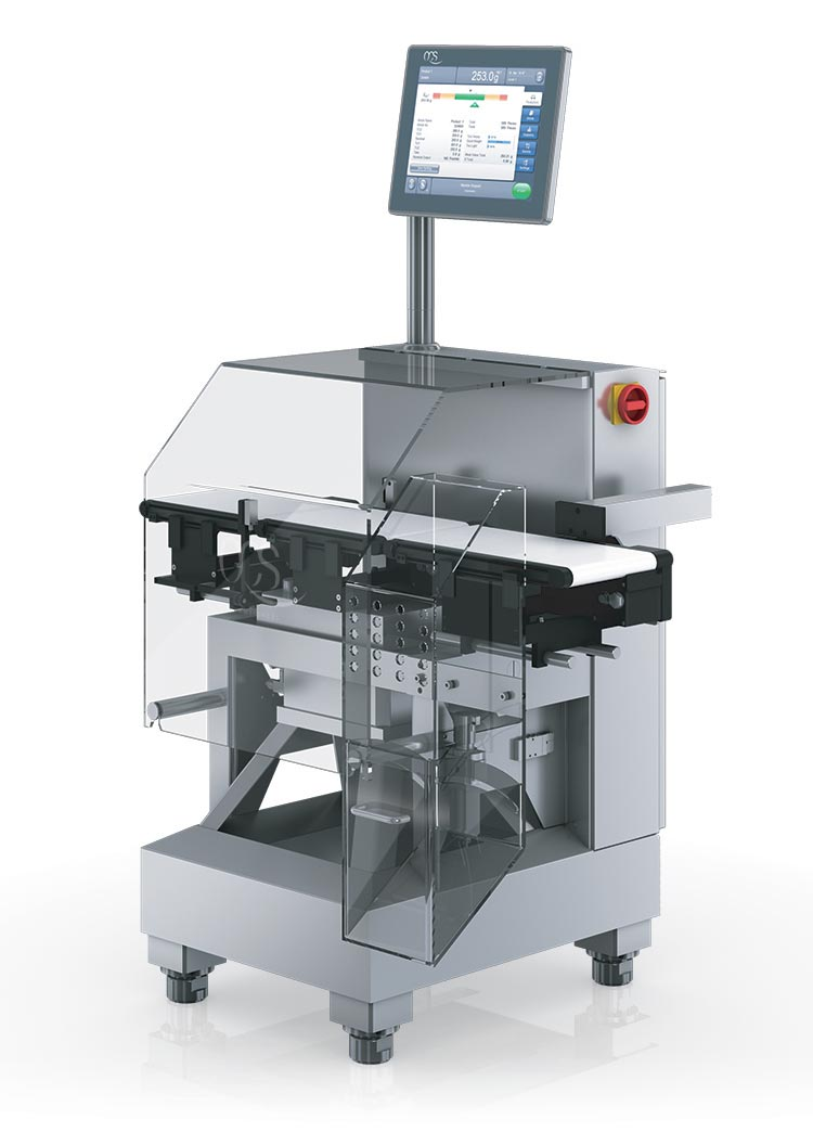 AccuPak OCS HC A Checkweigher