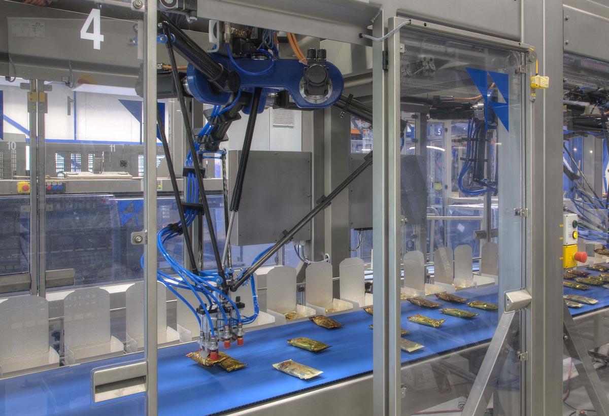 Kawasaki Y Series Pick and Place Robot