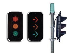200mm LED Traffic Lights