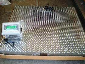 A500 Pallet Scale
