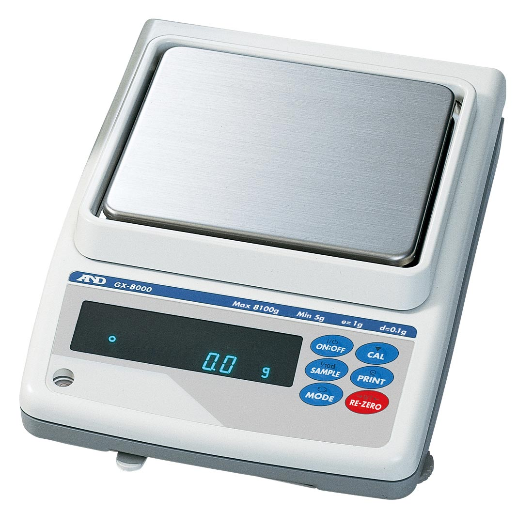 AND GX-8000 Analytical Balance