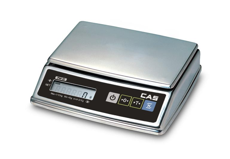 CAS PW-II Bench Scale