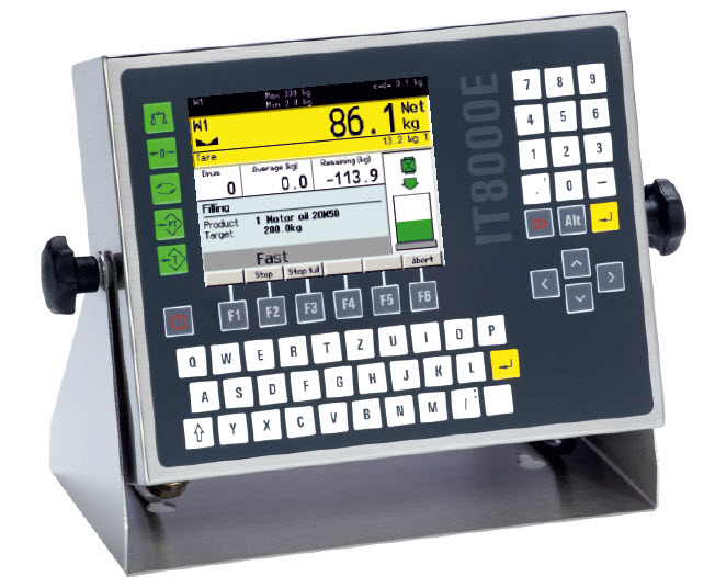 IT8000E Filling Controller