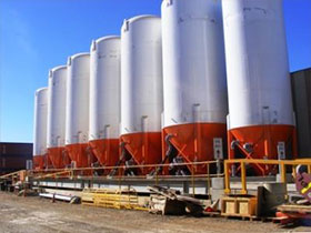 Silo Scales & Tank Scales / Weigh Hoppers & Hopper Scales