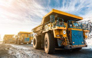 Off-Highway mining trucks