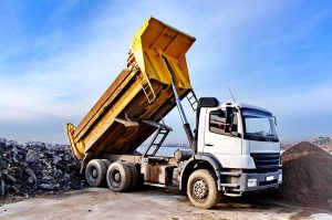BulkWeigh Tipper Truck