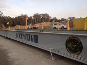 Australian made weighbridge
