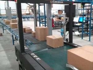Inbound SKUs and existing warehouse SKUs