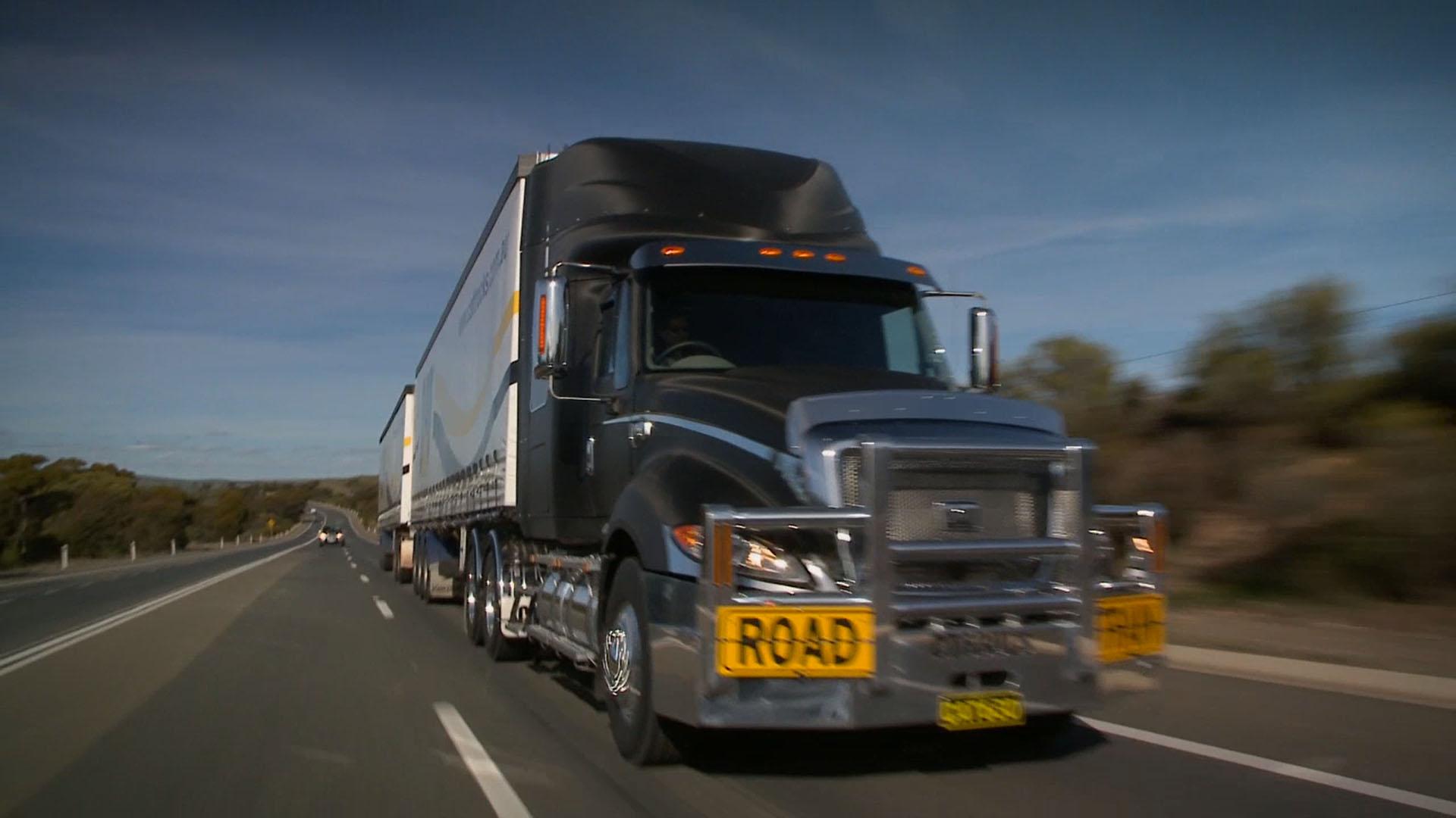 Onboard Truck Scales Road Train