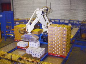 Diverseco are the Australian Robotic Palletising Specialists