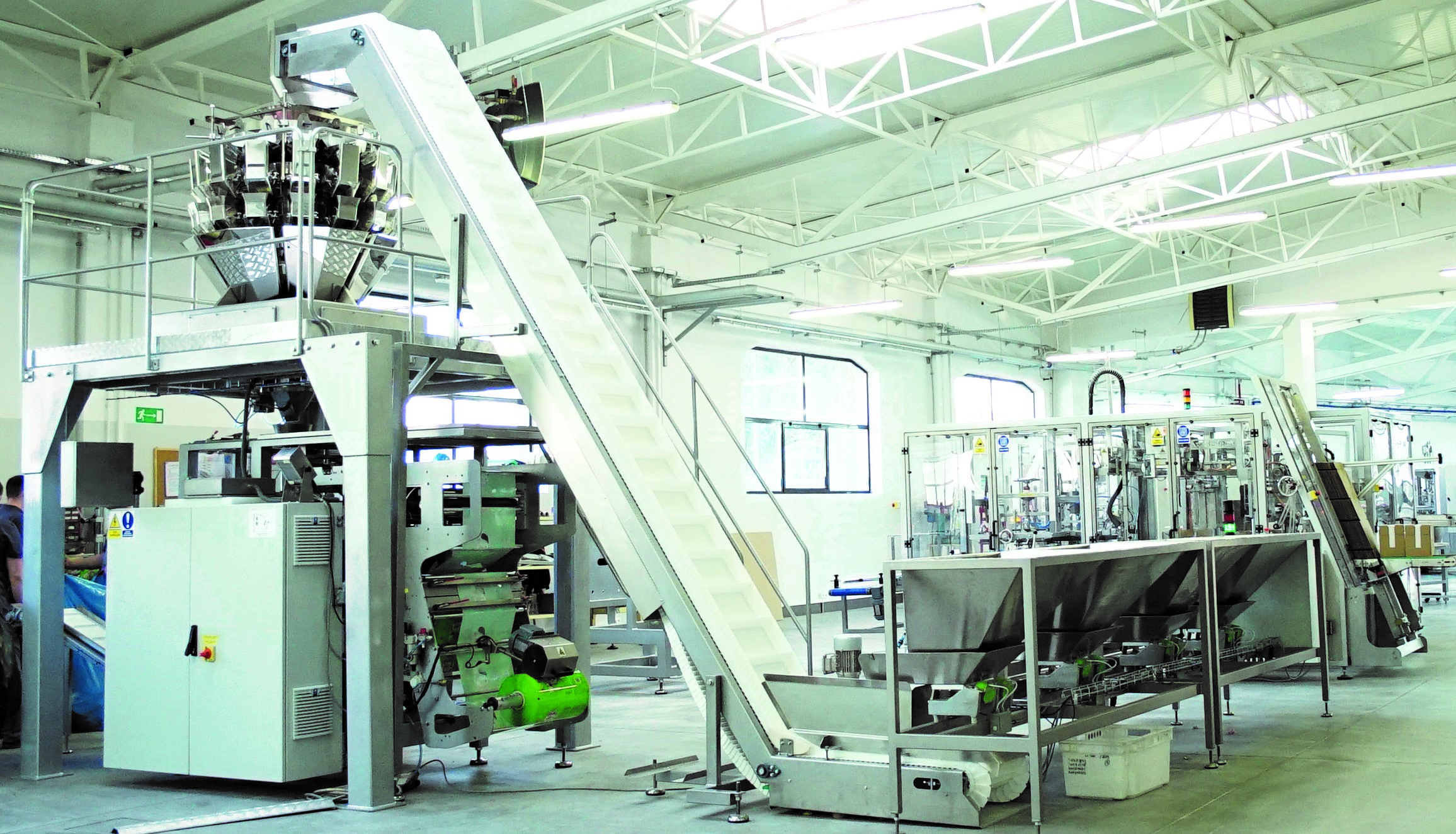 End-of-line packaging System