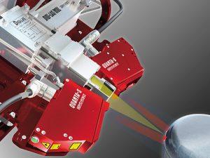 SERVO ROBOT Laser Seam Tracking