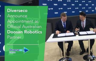 Diverseco Doosan Robotics Partner