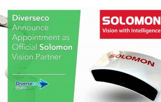 Diverseco Announce Solomon Partnership