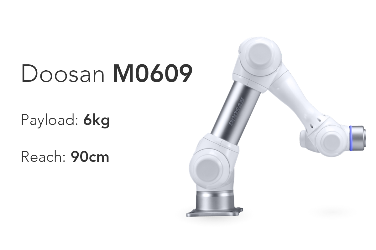 Cobot Collaborative Robot Specifications M0609