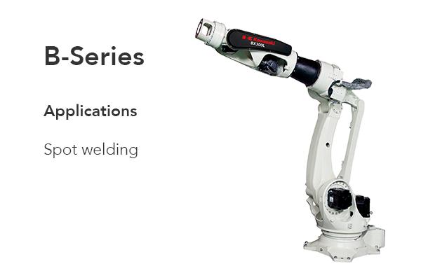 B Series Kawasaki Robotics