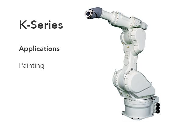 K Series Kawasaki Robotics
