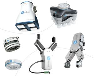 Onrobot End Effectors Range