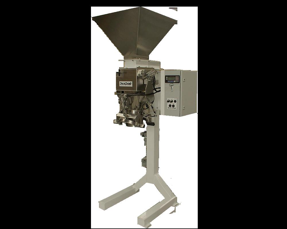 Gross Weigher Filling Machine Transparent