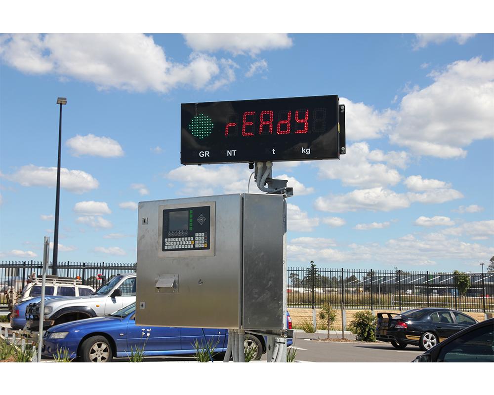 Driver control station remote site