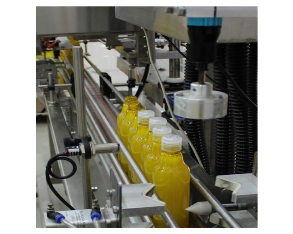 IMPAC Liquid Filling Bottles