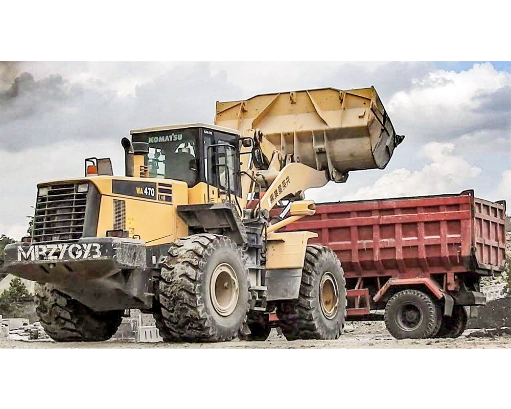 Loader scales Onboard Vehicle Weighing