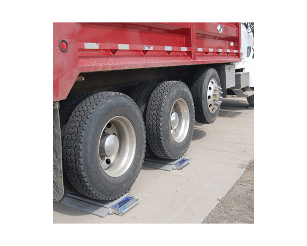 Truck Weigh Pads hgv