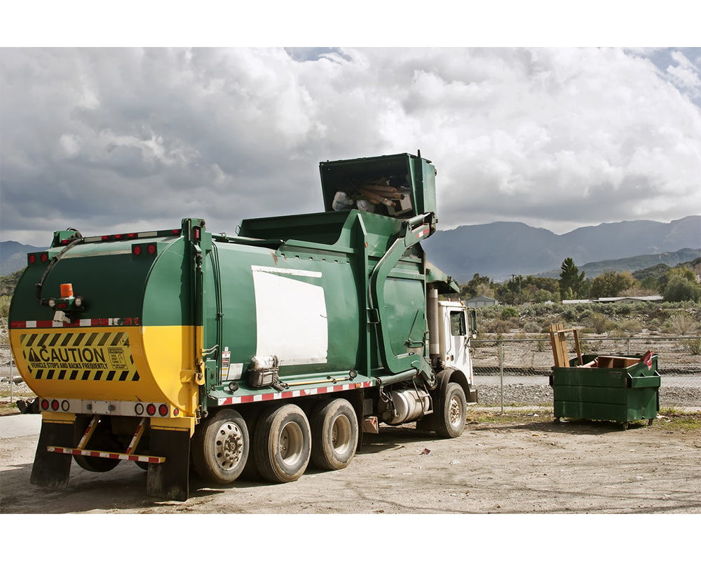 WasteWeigh Onboard Vehicle Weighing