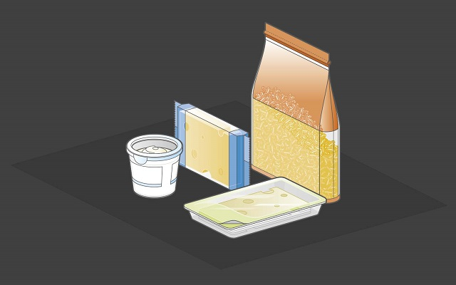 x ray products cheeses