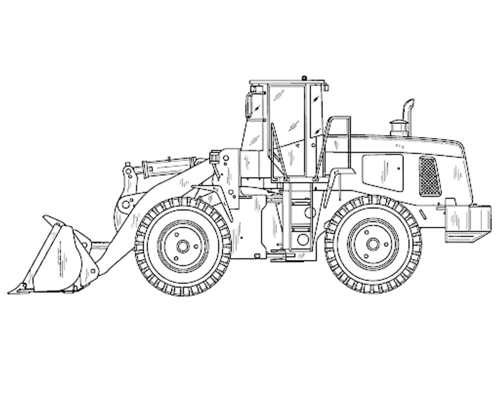 articulated vehicle weighing system