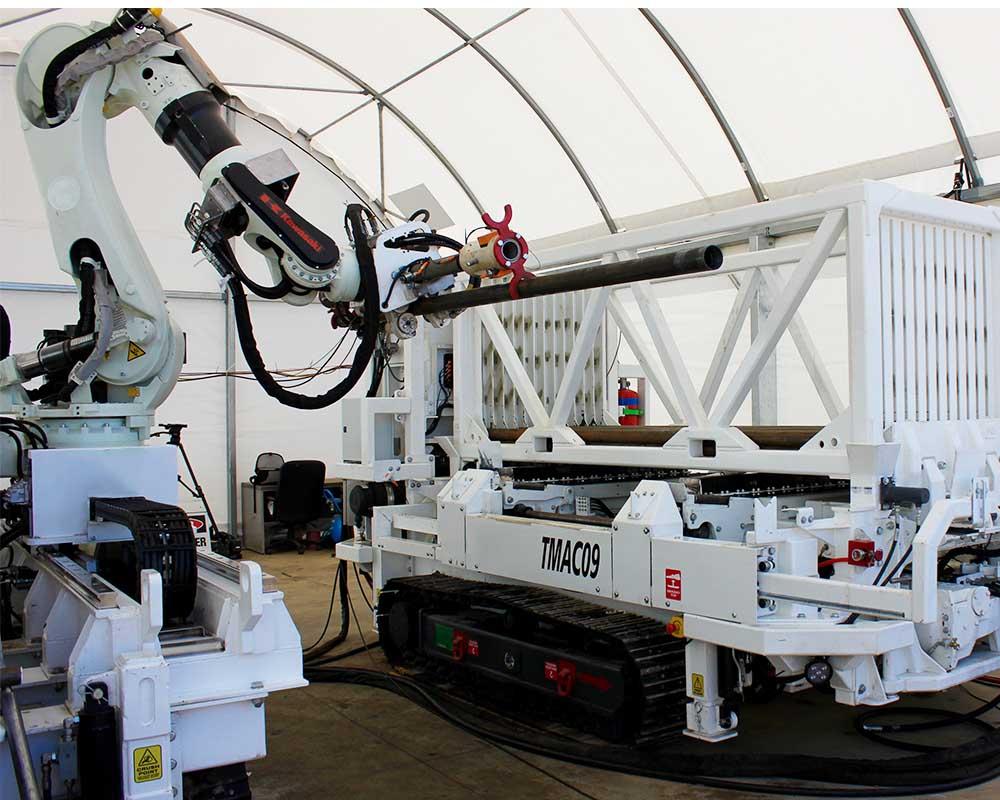 kawasaki material handling robot