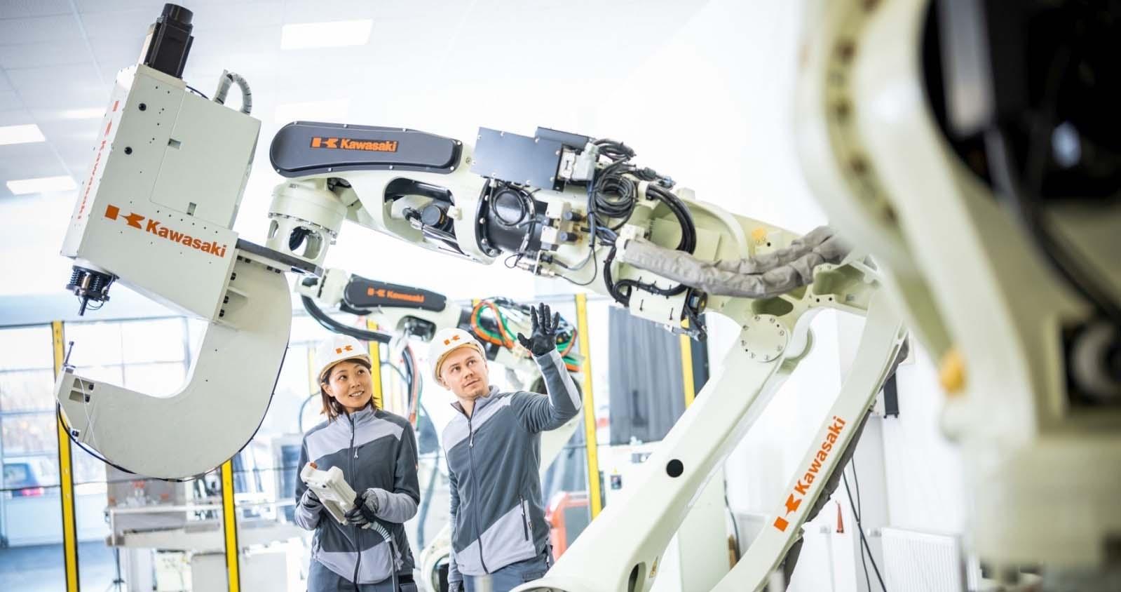 industrial robotics banner image